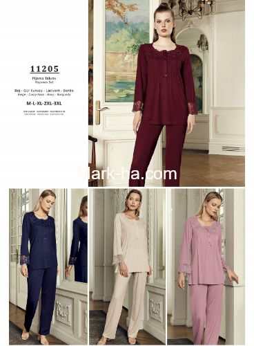 Artış Pijama Takım 11205