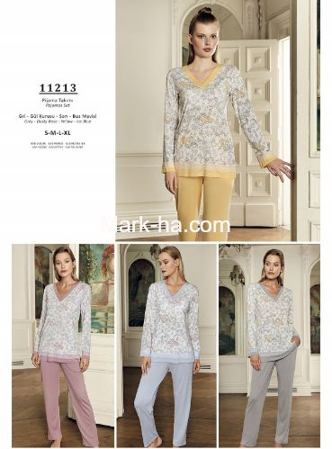 Artış Pijama Takım 11213