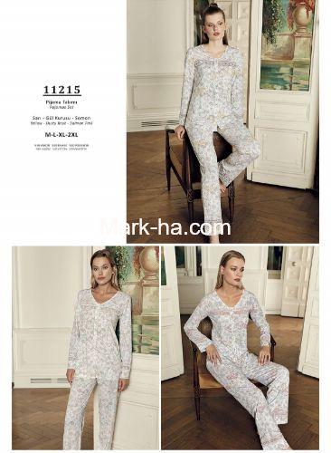 Artış Pijama Takım 11215