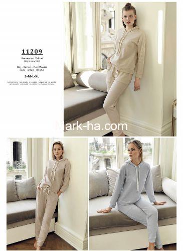 Artış Pijama Takım 11209