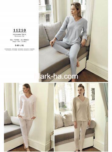 Artış Pijama Takım 11210
