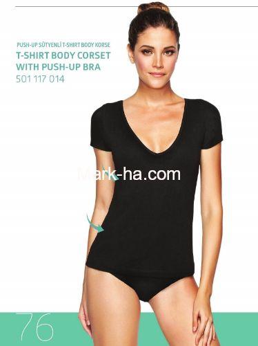 Ten Korse T-shirt 501117014